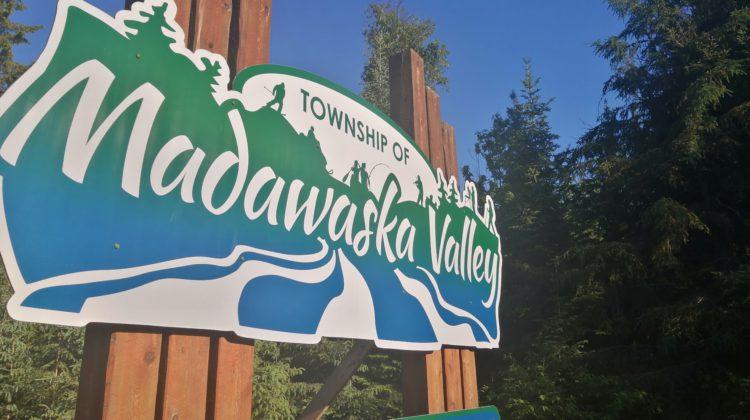 MAdawaska Valley Sign